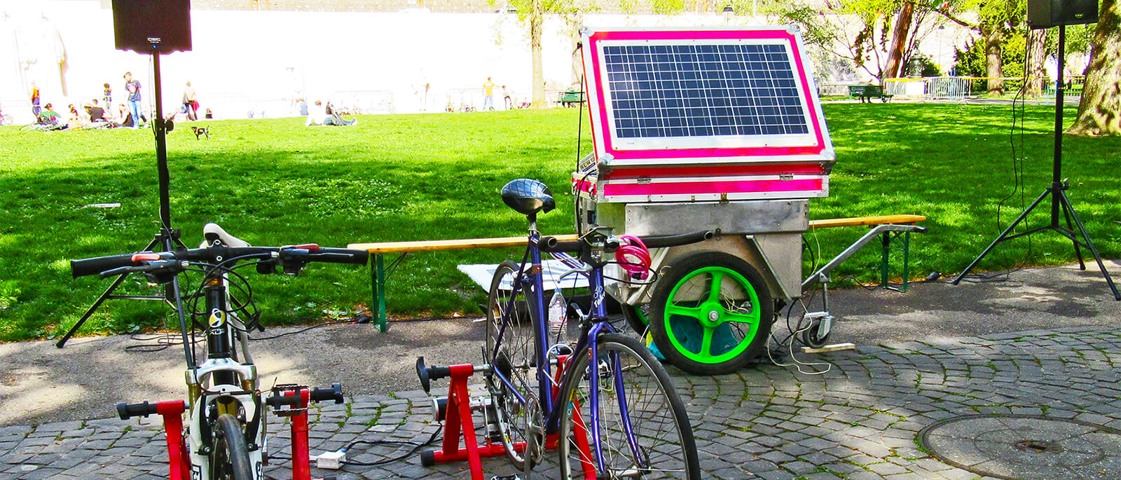 Lausanne.SolarSoundSystem